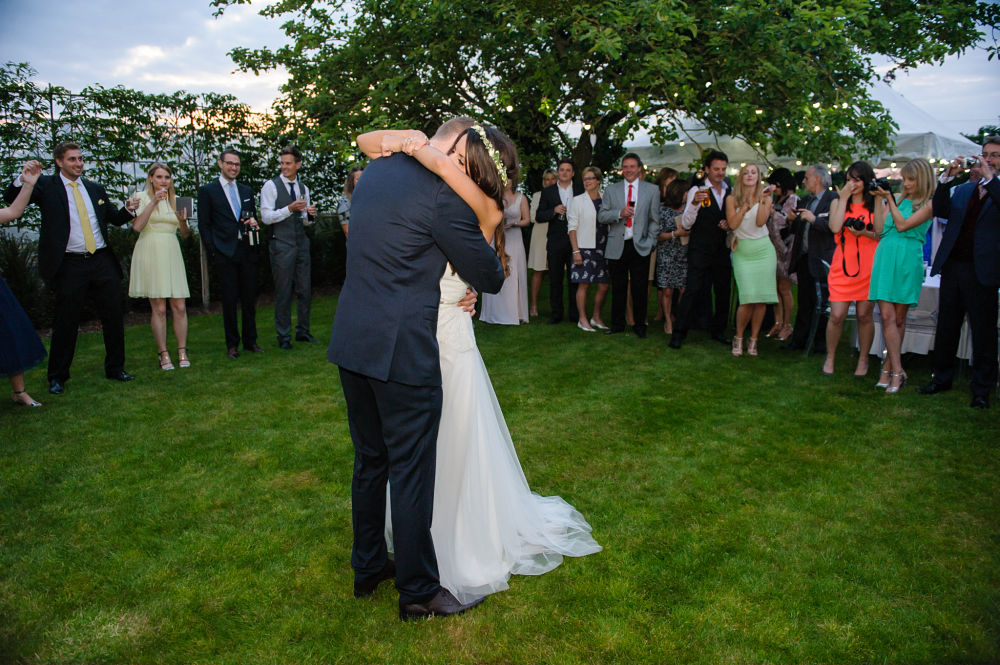First Dance on the Lawns