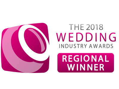 Wedding Industry Awards 2018 - Regional Winner