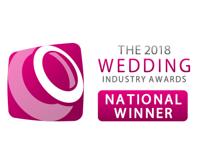 Wedding Industry Awards 2018 - National Winner