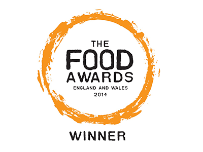 The Food Awards 2014 - Winner
