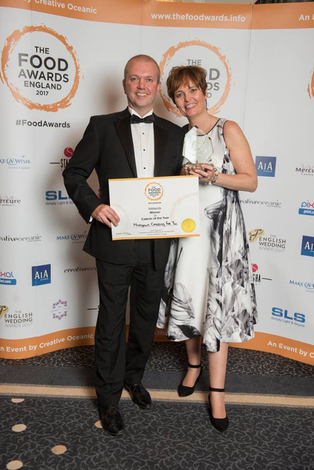 National Winners - Best Caterers 2017
