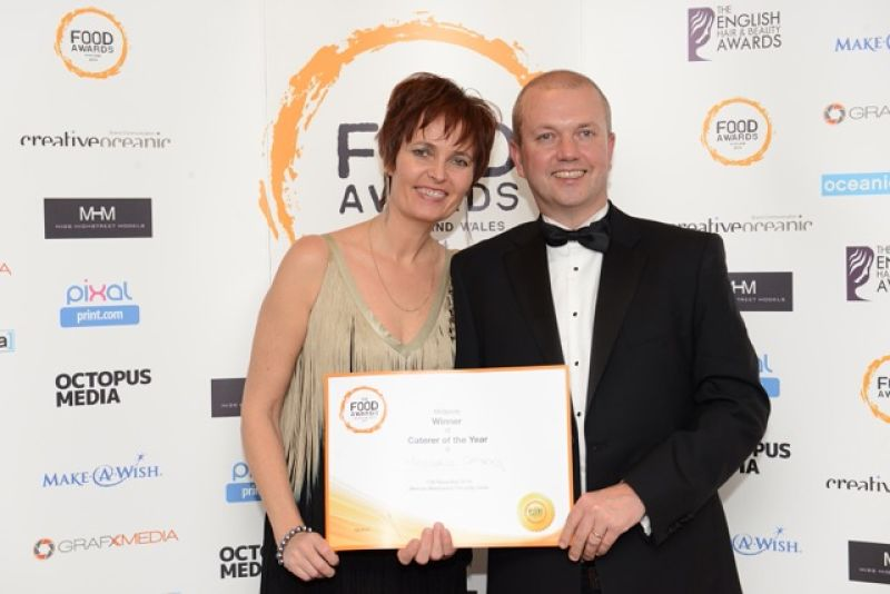 National Caterer of the Year - The Food Awards